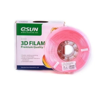 ESun 3D Filament ABS 1.75mm Luminous Red