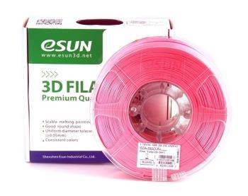 ESun 3D Filament ABS 1.75mm Pink