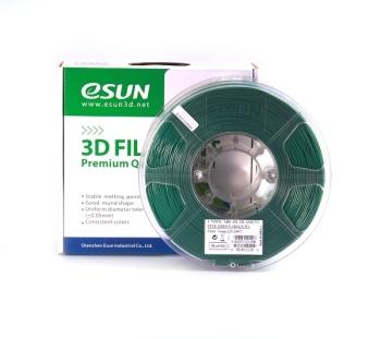 ESun 3D Filament ABS 1.75mm Pine Green