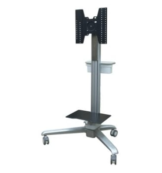 "Anchor ANTRSH55 30-70"" Shelf Trolley"