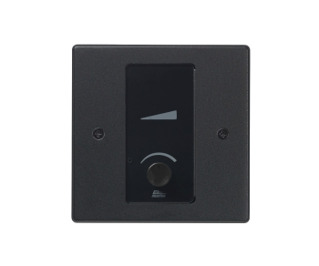 BSS AC-V Analog Controller with Volume Control Black