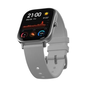 Amazfit GTS-Lava Grey Smart Watch