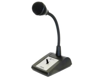 Australian Monitor AMX526 Cardioid Desktop Paging Microphone