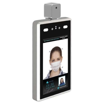 DM Face Recognition Temperature Monitoring & Access Control System