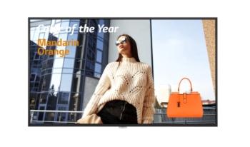 LG 55UH5F 55'' 500 Nits UHD Digital Signage Display