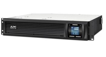 APC Smart-UPS C 1500VA LCD RM 2U 230V UPS