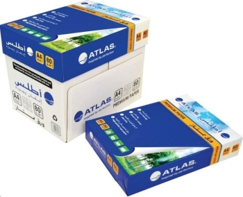 Atlas AS-CPP080A4-07J Premium A4 Photocopy Paper Pack