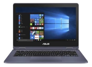 """Asus TP202NA-EH008TS-Grey 11.6"""" HD Touch N Flip (Intel Celeron N3350, 64GB, 4GB RAM)"""