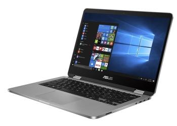 Asus TP401MA-BZ228TS Laptop (Intel Celeron N4020 1.1 GHZ, 4GB, 64GB, Win 10)