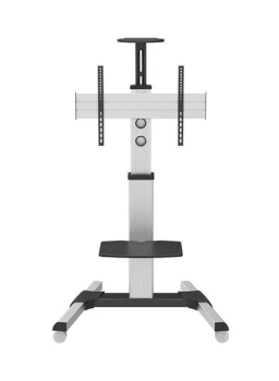Alpha ATLFS-10W TV Floor Stand With DVD Rack And Camera Holder