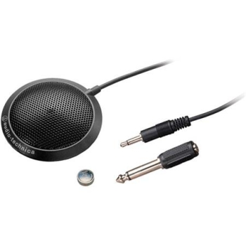 Audio-Technica ATR4697-USB Omnidirectional Condenser Digital Tabletop Microphone
