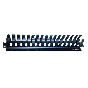 Avalon Horizontal Cable Manager - Open Type