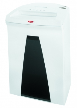 HSM Securio B24 1x5mm Particle Cut Document Shredder With Oiler