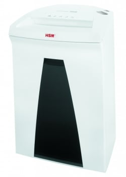 HSM Securio B24 0.78x11mm Particle Cut Document Shredder With Oiler