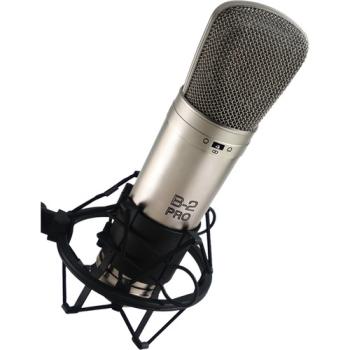 Behringer B2Pro Large Dual-Diaphragm Studio Condenser Microphone