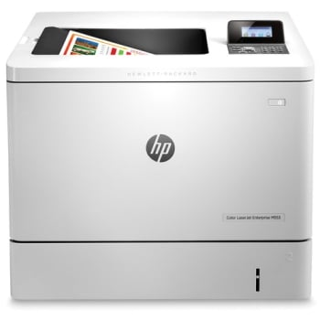 HP M553n LaserJet Enterprise Color Laser Printer