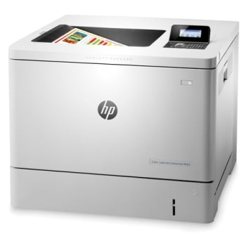 HP M553dn LaserJet Enterprise Color Laser Printer