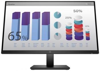 HP 8MB10AS ARAB 23.8 Inches P24q G4 FHD IPS Monitor