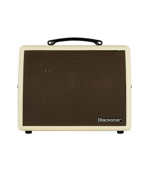 """Blackstar BA153006 Sonnet 120 - 1 x 8""""-1 x 1"""" 120 Watt Blonde Acoustic Combo Amplifier"""