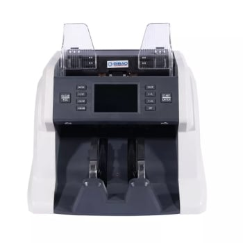 Ribao BC-35 High Speed Durable Currency Counter with UV/MG Detect