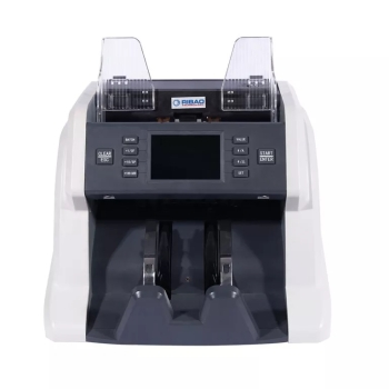 Ribao BC-55 Multi Currency Mixed Denomination Two CIS Value Counter