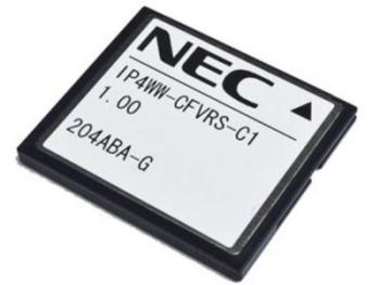 NEC SL1000 Auto Attendant Card PABX System