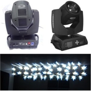 230W/7R Beam Moving Head Spot Light