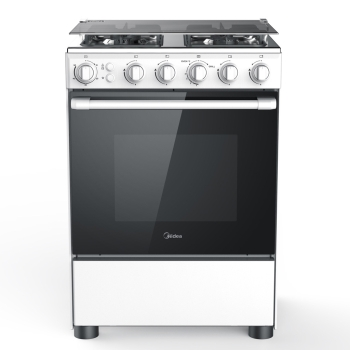 Midea BME62057-FFD 60 x 60 cm Gas Cooker with Full Safety