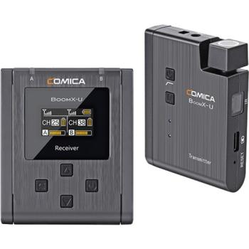 Comica Audio BoomX-U U1 Compact Wireless Microphone System