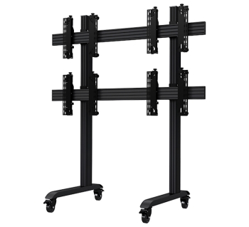 "Anchor ANSTFS2B2 Anchor For-Screen 32""to 55"" Videowall Stand"
