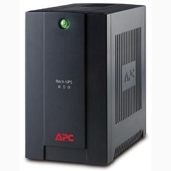 APC BX800LI-MS 800VA, 230V, AVR, Back-UPS