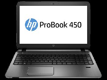 """HP ProBook 450 G2 (K9K97EA) 15.6"""" (Core i5, 500GB, 4GB, Win 7 Pro)"""