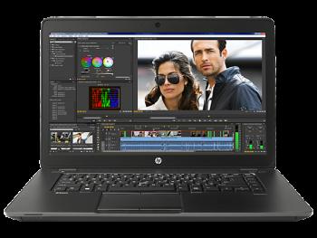 """HP ZBook 15u G2 Mobile Workstation (J8Z93EA) 15.6"""" (Core i7, 256GB + 512GB, 16GB, Win 7 Pro)"""
