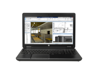 """HP ZBook 15 G2 Mobile Workstation (J8Z68EA) 15.6"""" (Core i7, 256GB + 512GB, 16GB, Win 7 Pro)"""