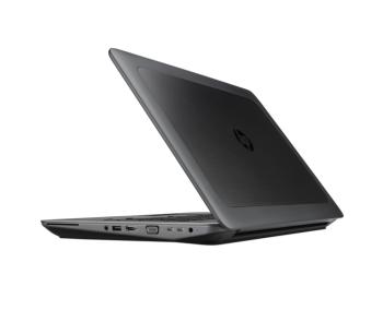 HP T7V66EA ZBook Mobile Workstation (Intel Xeon E3-1535M, 32GB RAM, 256GB SSD, Win 10 Pro 64 and Win 7 Pro)