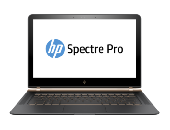 HP X2F00EA Spectre Pro 13 G1 (Intel Core i7-6500U, 8GB RAM, 512GB SATA SSD, Windows 10 Pro 64)