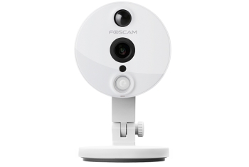 Foscam C2 Indoor HD 1080P Wireless Plug and Play IP Camera - White