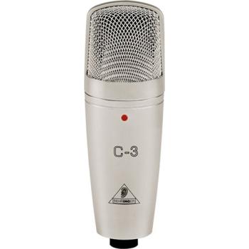 Behringer C3 Dual-Diaphragm Studio Condenser Microphone