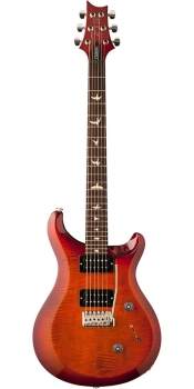 PRS C4TBA3_DS S2 Custom 24 Electric Guitar in Dark Cherry