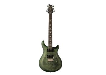 PRS C4TBA3_MG S2 Custom 24 Guitar in Moss Green Finish