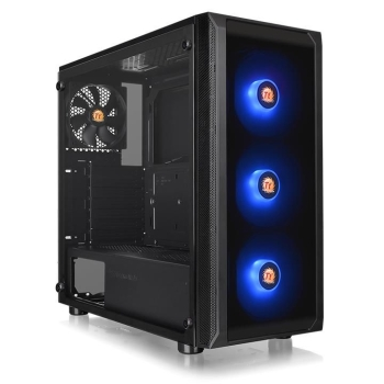Thermaltake Versa J23 Tempered Glass RGB Edition Mid-Tower Chassis