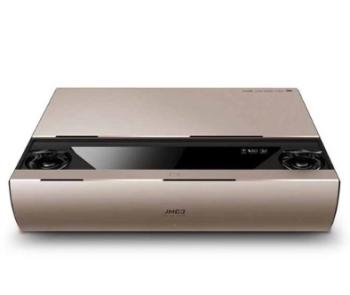 JMGO SA 2500 ANSI Lumens Full HD 4K Ultra Short Laser Smart Projector