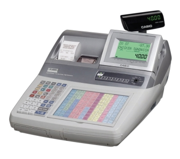 Casio Electronic Cash Register TE-4000F