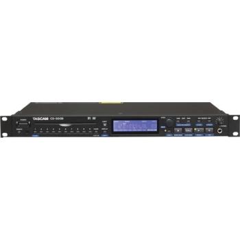 Tascam CD-500B Single-Rackspace CD Player