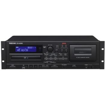 Tascam CD-A580 Cassette USB & CD Player & Recorder