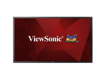 """ViewSonic CDE4600-L 46"""" Narrow Bezel Commercial LED Display"""