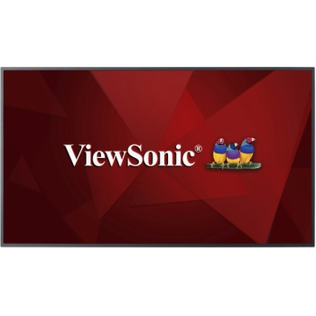 """ViewSonic CDE6510 65"""" 4K Ultra HD Commercial Display"""