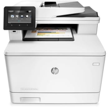 HP M477fnw Color Laser Jet Pro Multi Function Printer