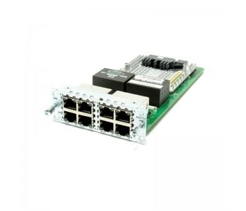 Cisco NIM-8CE1T1-PRI 8-Port Module For NIM Interface ISR Router