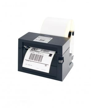 Citizen CL-S400DT 203 dpi Label Printer, 8 dots/mm, RS232 - Black